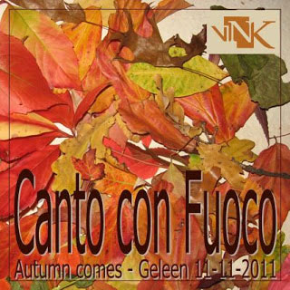 CD cover for Autumn Comes
