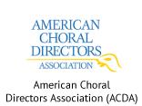 Logo American Choral Directors Association