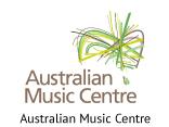 Logo Australian Music Centre