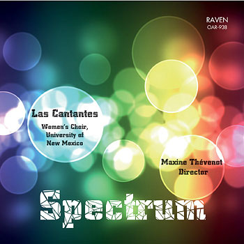 CD cover for Spectrum