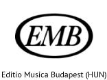 Logo Editio Musica Budapest