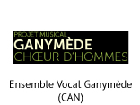 Logo - Ensemble Vocal Ganymede