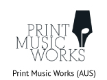 Logo Print Music Works