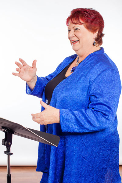 Sandra Milliken - Conductor