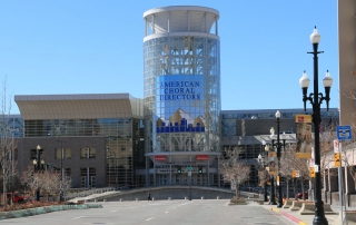 ACDA National Conference, Salt Lake City