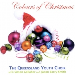 Colours of Christmas CD cover