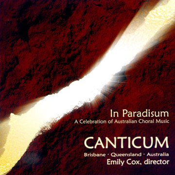 CD cover for In Paradisum