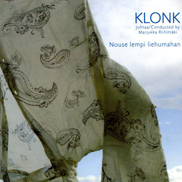 CD cover for Nouse lempi liehumahan
