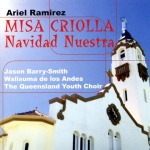 Misa Criolla CD cover