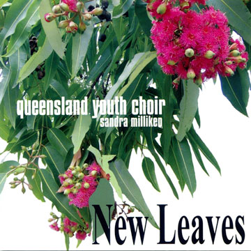 CD cover for New Leaves