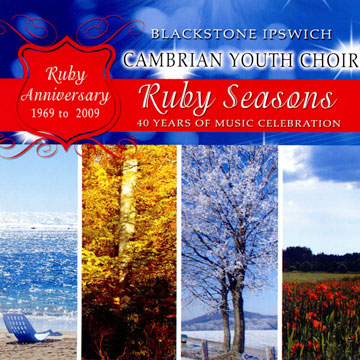 CD Cover for Ruby Seasons