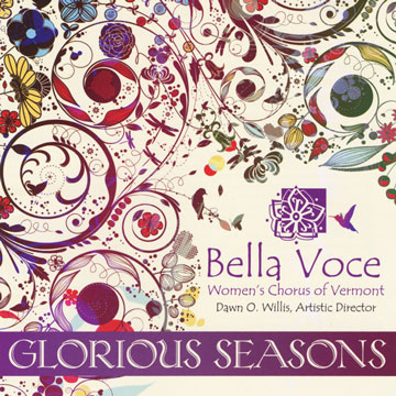 CD cover for Glorious Seasons