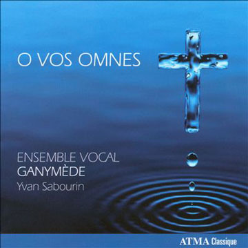 CD cover for O Vos Omnes