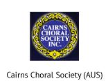 Cairns Choral Society logo
