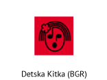 Logo -Detska Kitka Choir