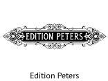 Edition Peters logo