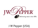 Logo J W Pepper