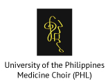 Logo - UP Medicine Choir