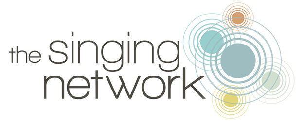 The Singing Network Logo
