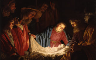 As I Outrode This Enderes Night, Coventry Shepherds' Carol