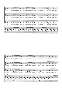 White Winter Hymnal page 2
